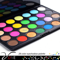 new hot high quality 28 colors eyeshadow palette full professional for women makeup to ba more fashion