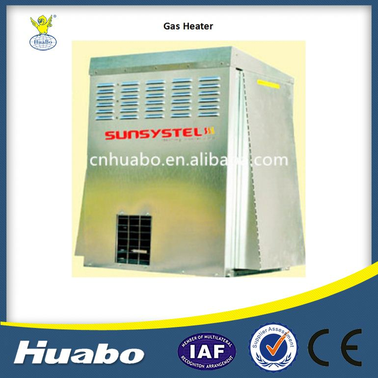 Chicken House Heat Stream Gas Heater