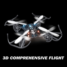 hot sale 2.4g 4ch quadcopter 4 blade propeller radio control drones
