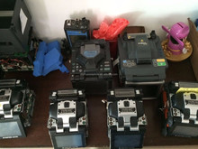 repair optical power meter laser source,otdr fusion splicer ,