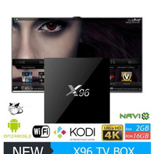 X96 Mini M8S II Amlogic S905X Android 6.0 Smart TV BOX 2GB/8GB WiFi sample user manual for a software