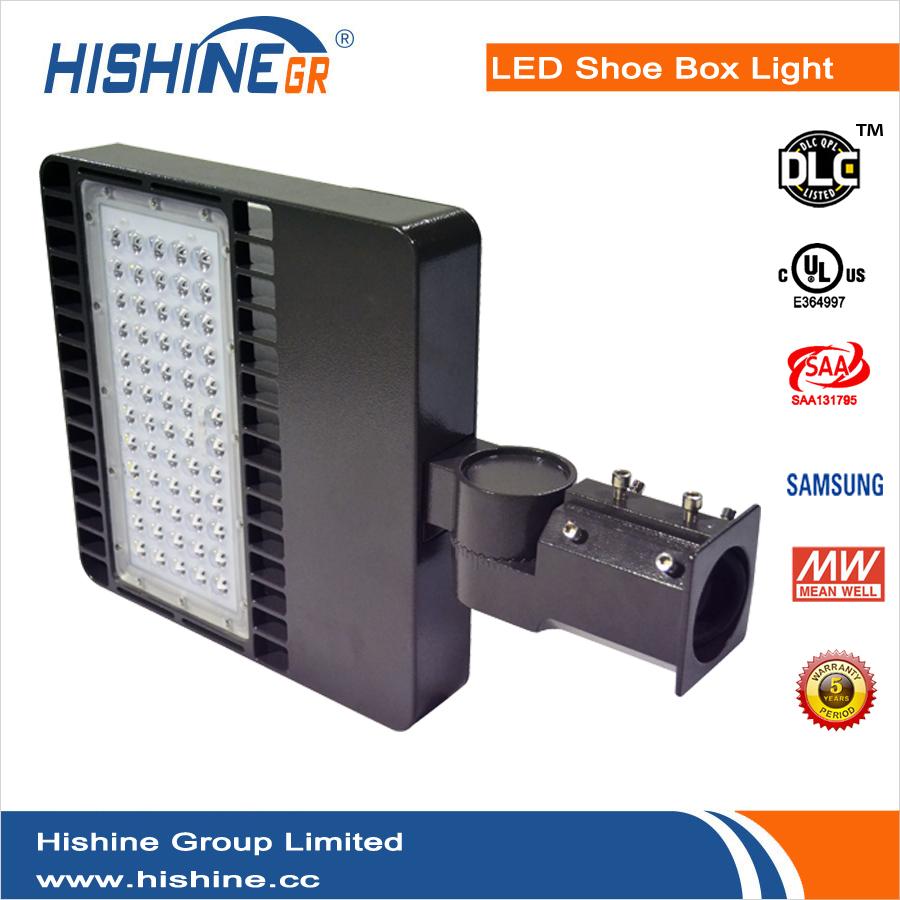 led parking lot lighting retrofit led parking light dlc ul listed led. Black Bedroom Furniture Sets. Home Design Ideas