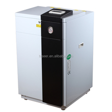 geothermal ground source heat pump