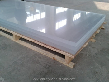 OEM service factory customized 10mm thick clear acrylic sheet for aquarium