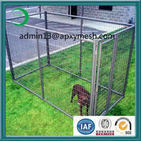 cheap china products stainless steel dog cage for sale