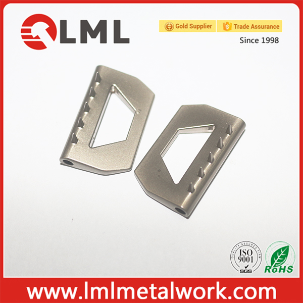 OEM Metal Electroless Pearl Nickel Plating Zinc Die Casting Parts For Mold
