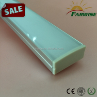 Extruded Factory LED Linear Cabinet Tube Light Housing Fixtures FW2002
