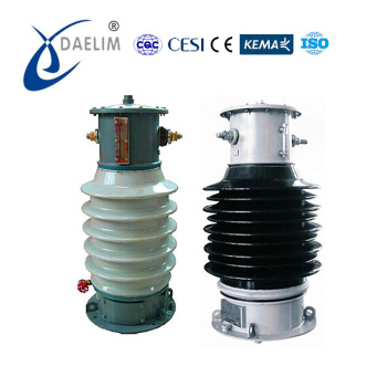 36kv 200/5a Outdoor Current Transformer with Coil