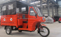 China supplier 200cc Cabin passenger Three Wheel Motorcycle With Van