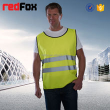 cheap mens reflective safety work vest hot sell spot sales