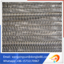 carbon steel and stainless steel conveyor belt for food