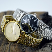 OEM/ODM Good Quality Metal Watch Mens Real Gold Alloy Watches