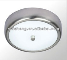 satin nickle 110V listed LED WALL LAMP