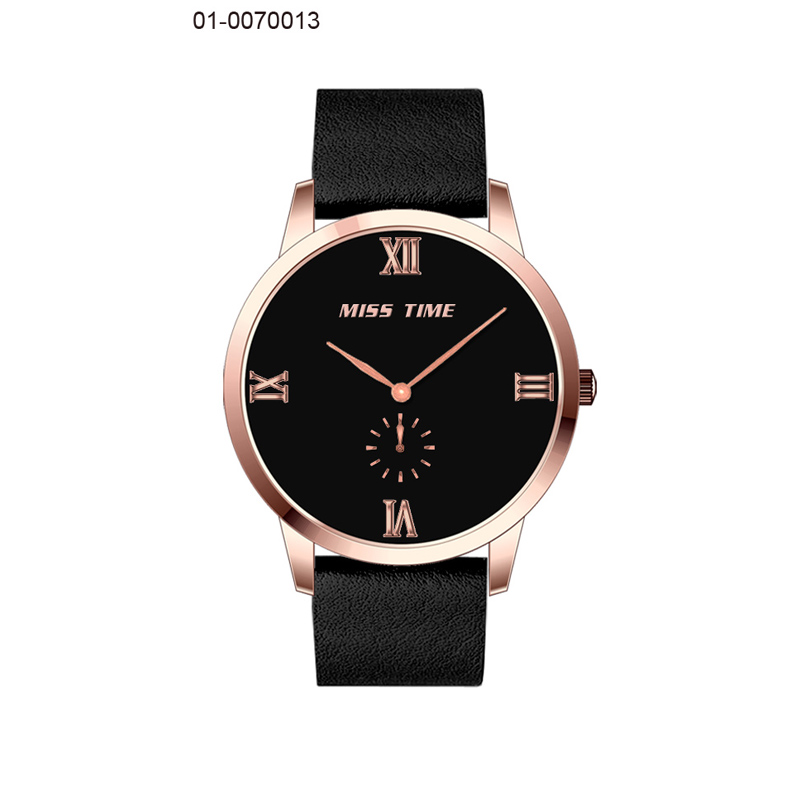 New western design fashion girls watch waterproof quartz movement wristwatches for women