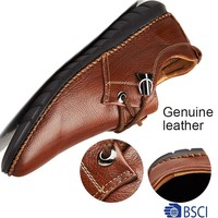 The latest Australia leather shoes wholesale made of genuine leather