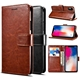 PU Leather Scratchproof Flip Stand Wallet Case For IPhone Xr XS MAX With Kickstand &Card Pocket