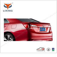 Lixing car parts rear spoiler for Camry
