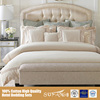 Luxury Hot Sale Dubai Hotel Bed Sheet Sets/Solid Color Duvet Cover Set with Pillow Sham China Supplier