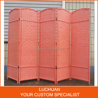 Home Decorative China Supplier Customized Color Retractable Room Divider