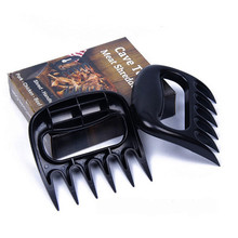 Durable Pulled Pork BPA Free Plastic BBQ Shredder Meat Claws