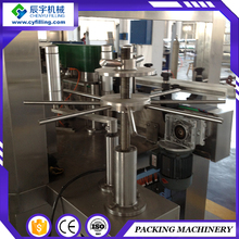 High precision label printing pet bottle labeling machine labeller