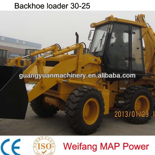 hot sale 4x4 compact cheap mini tractor backhoe loader for sale