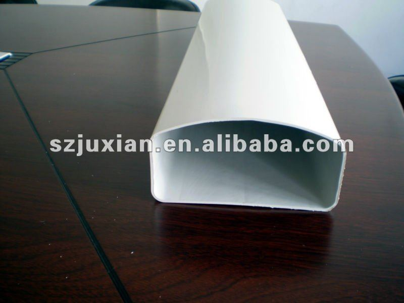 plastic extruded handle
