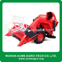 9HP Diesel Rice Wheat Mini Combine Harvester with china supplier