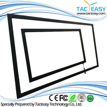 Interactive & multi function touch screen display, digital LED interactive smart tv