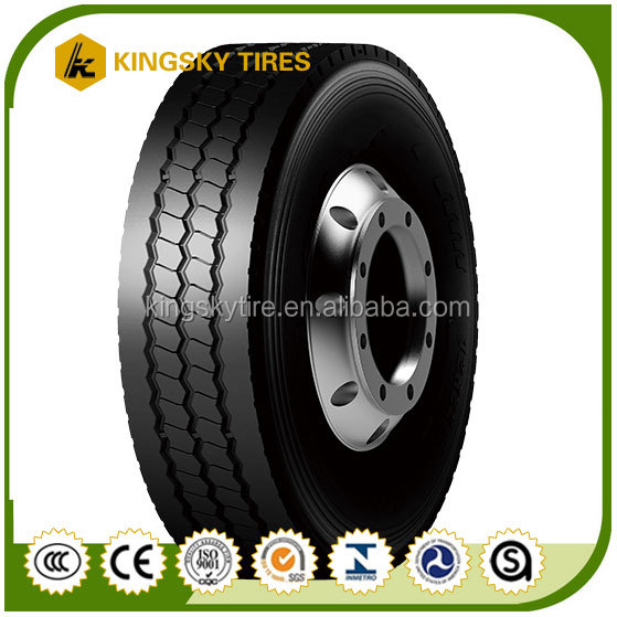 Chinese hot sale 100% new Kebek Radial truck tire used truck tire