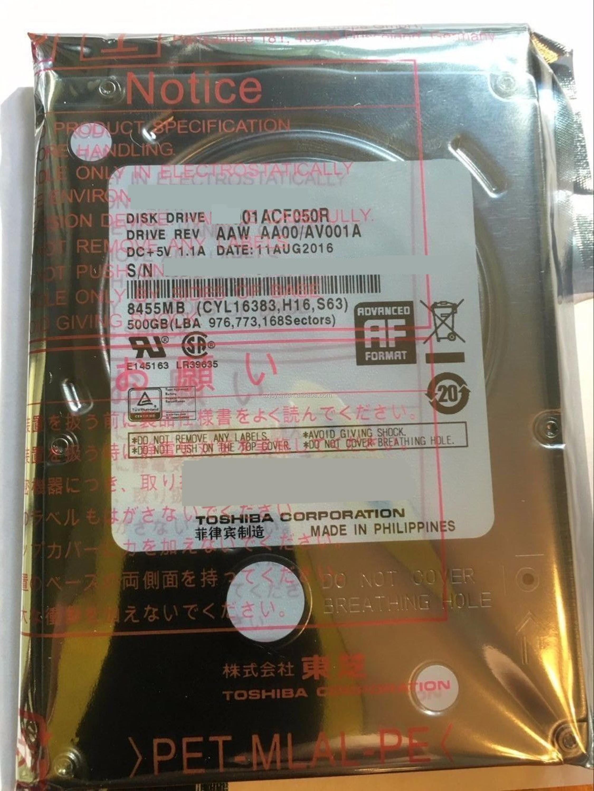 HDD stytle SATA internal 2.5'' 7200rpm high speed laptop hard drive 500gb