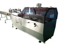 high performance good price automatic paper gluing machine for hot melt glue