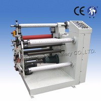 Automatic slitting machine for plastic roll