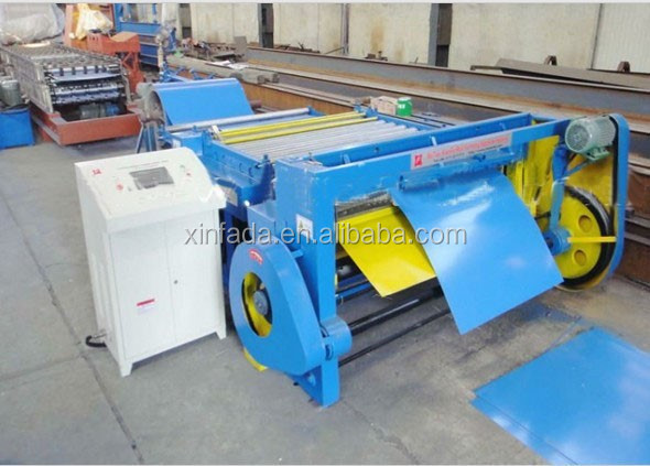 Steel strip Cutting Machine