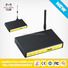 Four-Faith F3425 Industrial 3g Cellular Router RS232 Series Interface, Firewall, Nat, DDNS for Vending Machines