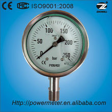 "4"" 100mm all stainless steel liquid filling natural gas meter"