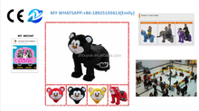 Zhouyue chargeable for animal stuffed zippy toy rides motorized animals square riding for sale - 18925103613(my whatsapp)