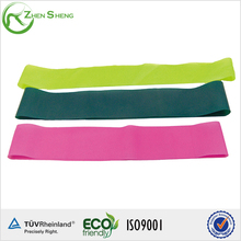 Zhensheng TPE Printed Resistance Loop Exercise Bands