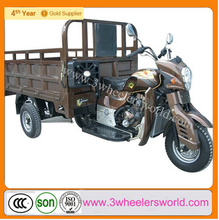 4 stroke 200cc water-cooled cargo three wheel motrocycle