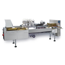 (YG-ALG-9) ALG series ampoule filling and sealing machine, liquid filling machine for sale
