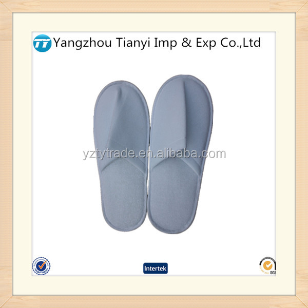 Disposable slippers for wedding bath slippers disposable pedicure slippers for kids
