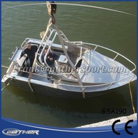 User-Friendly Hot Selling Made In China Welded Aluminum Boats For Sale