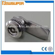 Hot Selling Machine steel, zinc plated electric meter lock key