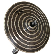 "best cymbals 14"" hi hat real manual cymbal for musical instrument"