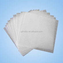 Lint-free airlaid nonwoven patterned Industrial Cleaning Wipes for cleanroom