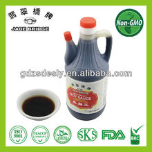Chinese Superior Light Soy Sauce 850ml/sugar free soy sauce