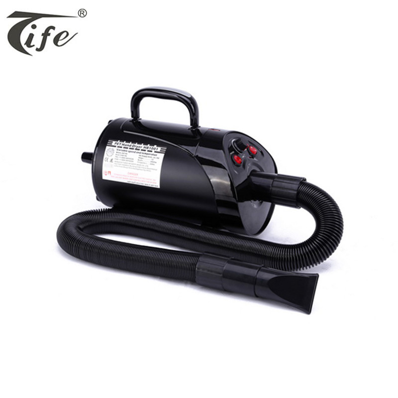 Wholesale supplier high quality customized powerful motor electric pet dog hair dryer
