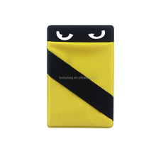 3M lycar microfiber cell phone case wallet with elastic
