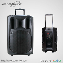 High End 15Inch Bass Multimedia Speaker With LCD Screen Digit Power Amp Loud Speaker