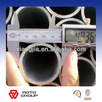 new product! GI hollow galvanized scaffolding pipe in Q235 material, diameter 1-1/2''